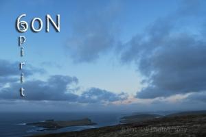 winter style Shetland blue