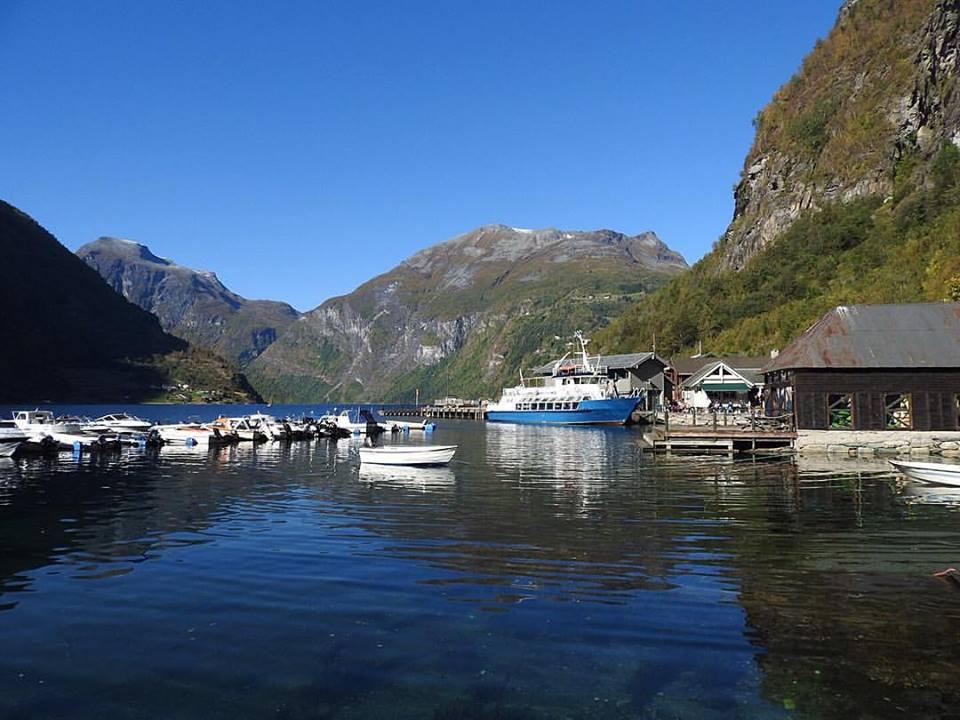Geiranger fjorden